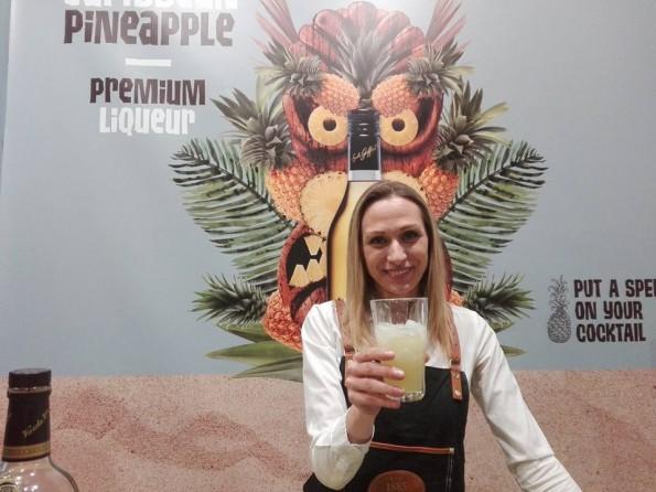 Giffard Pineapple - Cocktails Spirits 2017