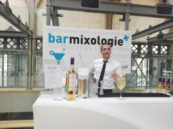 Sébastien Oguic - Cocktail Pro - Le Winelab - 29 mai 2017