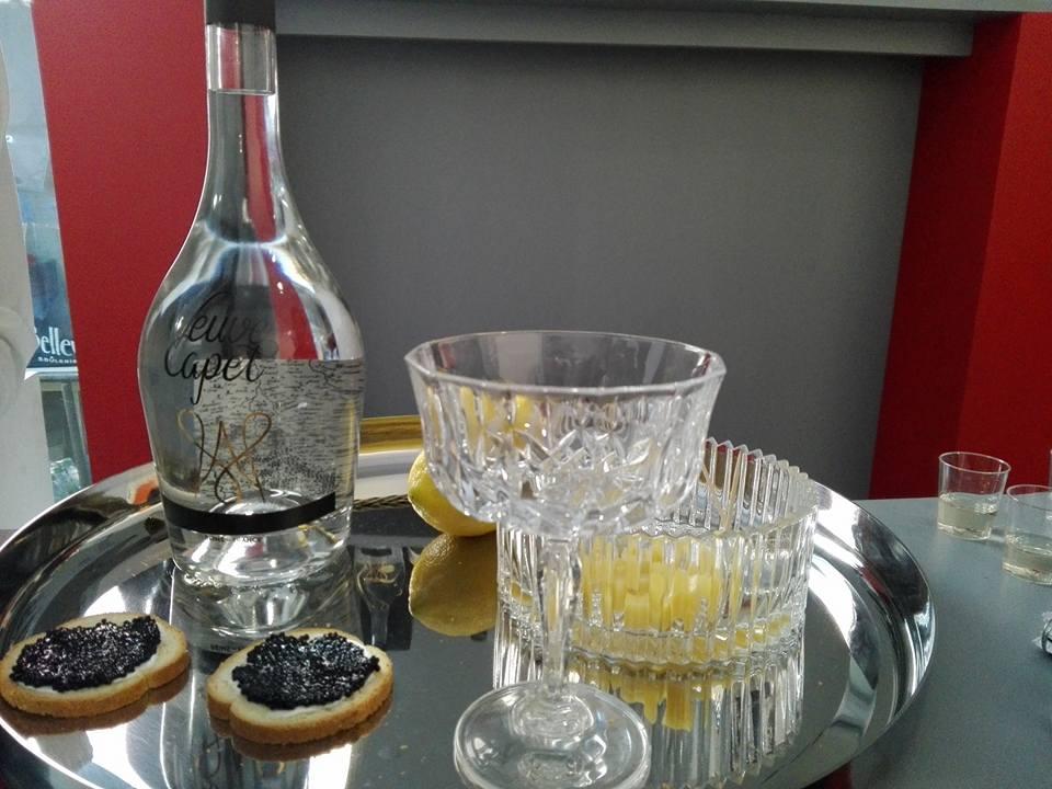 Vodka Veuve Capet - L'Explorateur du goût