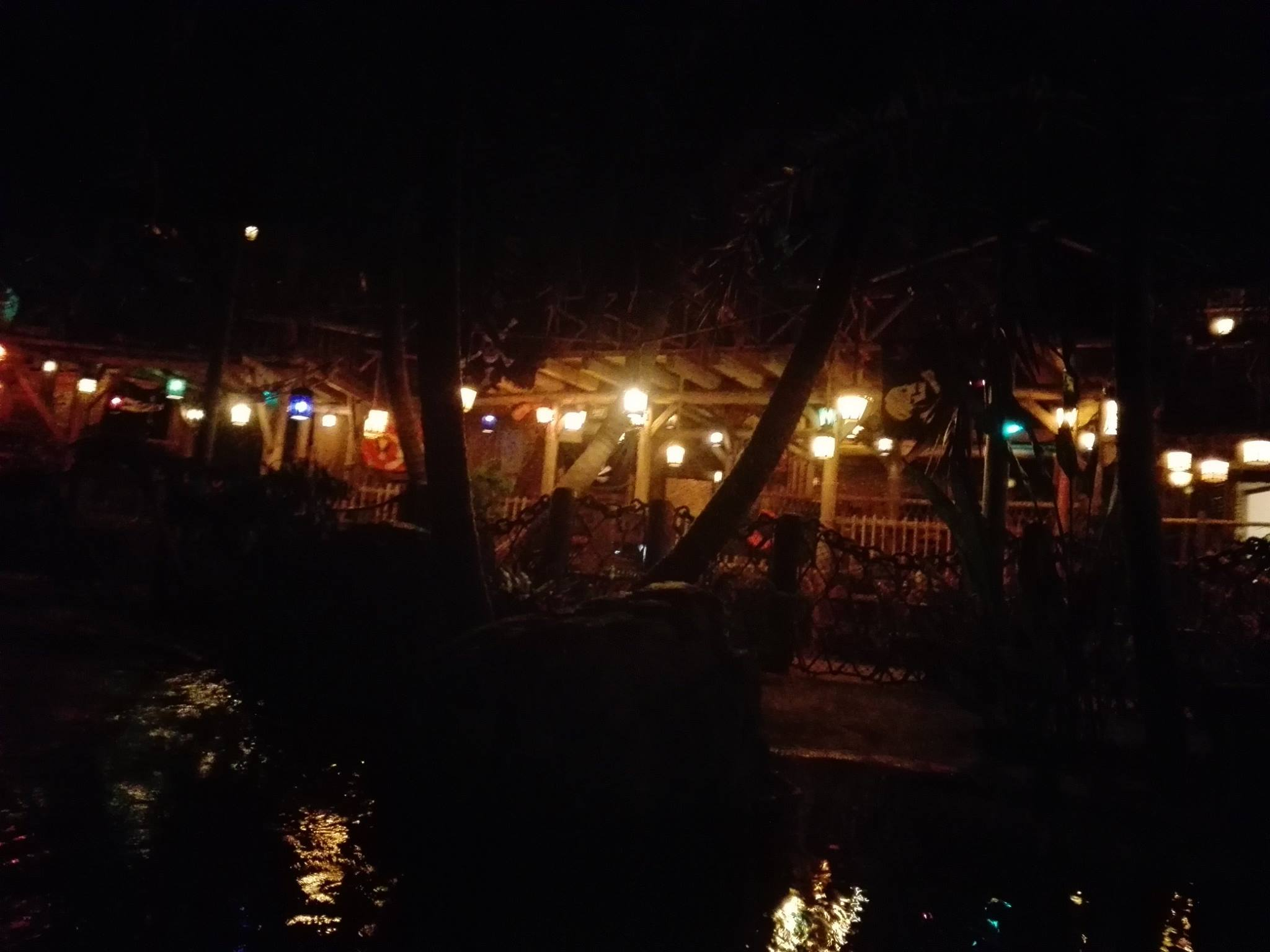 Restaurant Captain Jack's - Pirates des Caraïbes - Disneyland Paris