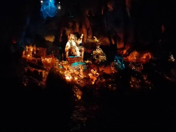 Jack Sparrow - Animatronique - Pirates des Caraïbes - Disneyland Paris