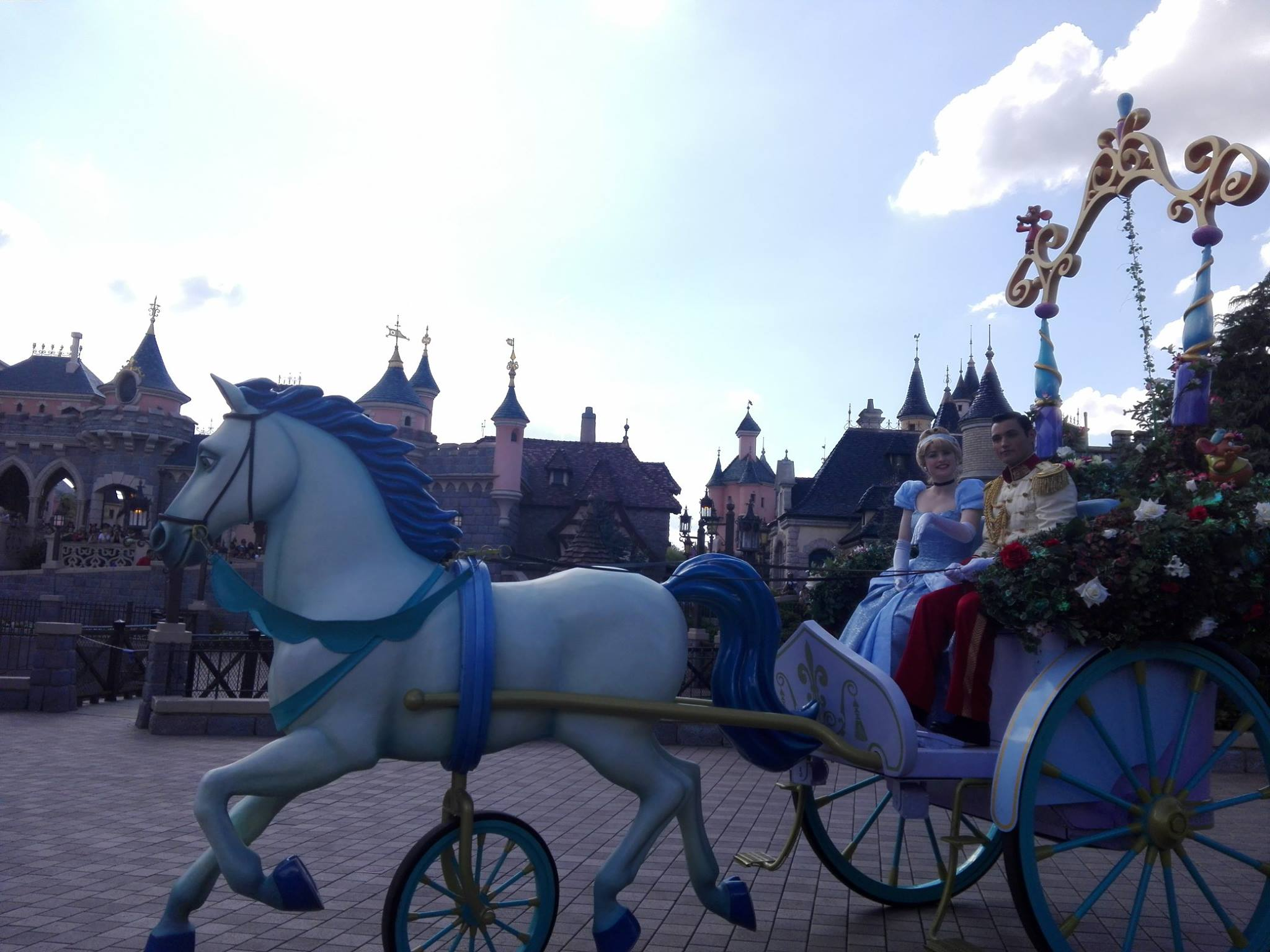 Disney Stars on Parade - Disneyland Paris