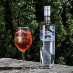 La vodka Żubrówka pousse les feux en France