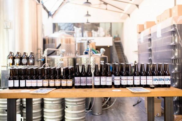 Gamme de bières Deck & Donohue