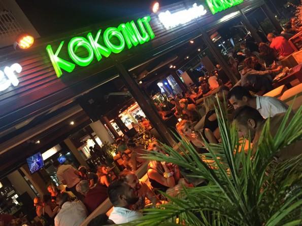 Rhumerie Kokonut à Fréjus