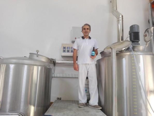 Olivier Poulard - Les Brasseurs de l'Estérel - Riviera Beer
