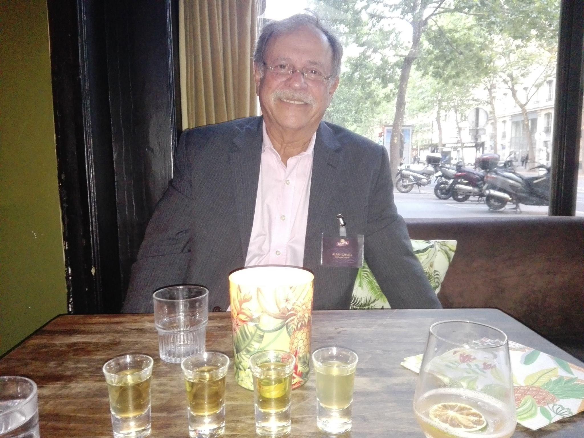Alain Chatel - Rhum Chatel