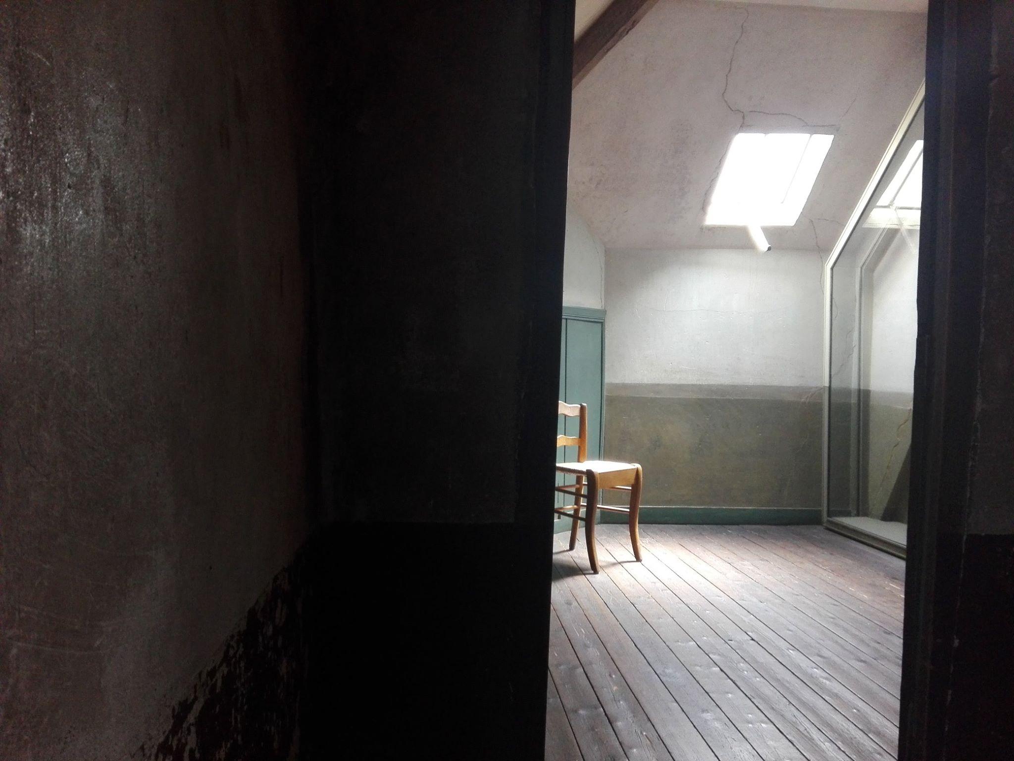 Maison de Van Gogh, Auvers-sur-Oise - Chambre