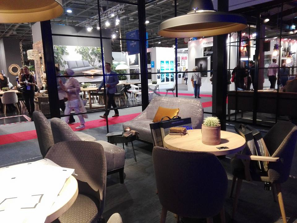 PMP Furniture - Maison & Objet - Septembre 2017