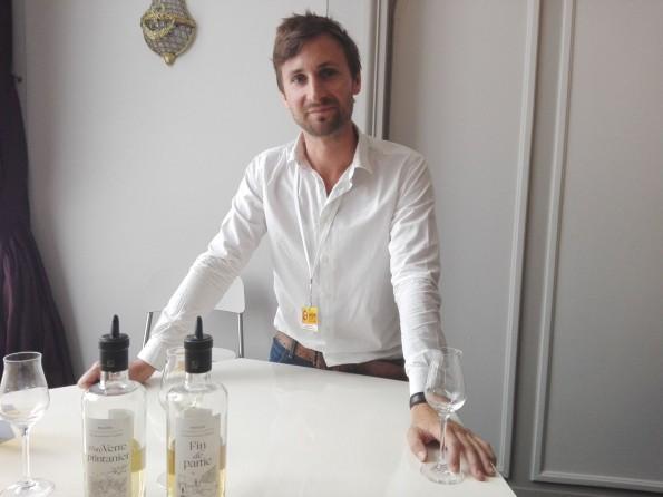 Benjamin Kuentz - Editeur de spiritueux - France Quintessence 2017