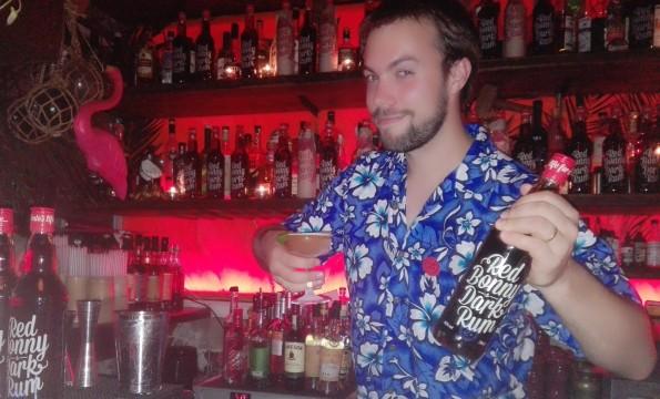 Tristan Simon - Red Bonny Dark Rum