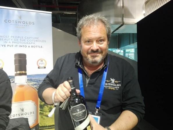 Daniel Szor, CEO de Costwoods Distillery