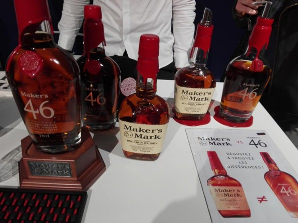Maker's Mark 46 - Whisky Live Paris 2017