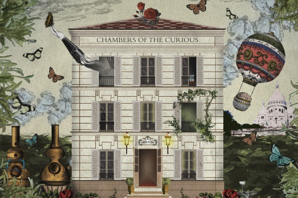 Hendrick's - Chamber of the Curious - Paris