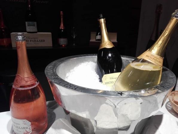 Champagnes Bruno Paillard - Grand Tasting