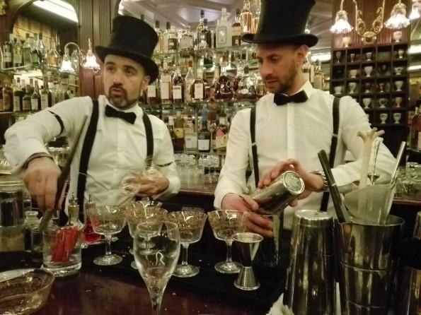 Le Gallopin - Nouvelle offre cocktails par Stanislas Jouenne