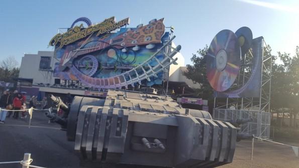 Tank - Backlot - Saison de la force 2018