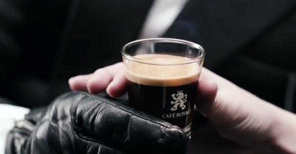 Tasse de Café Royal