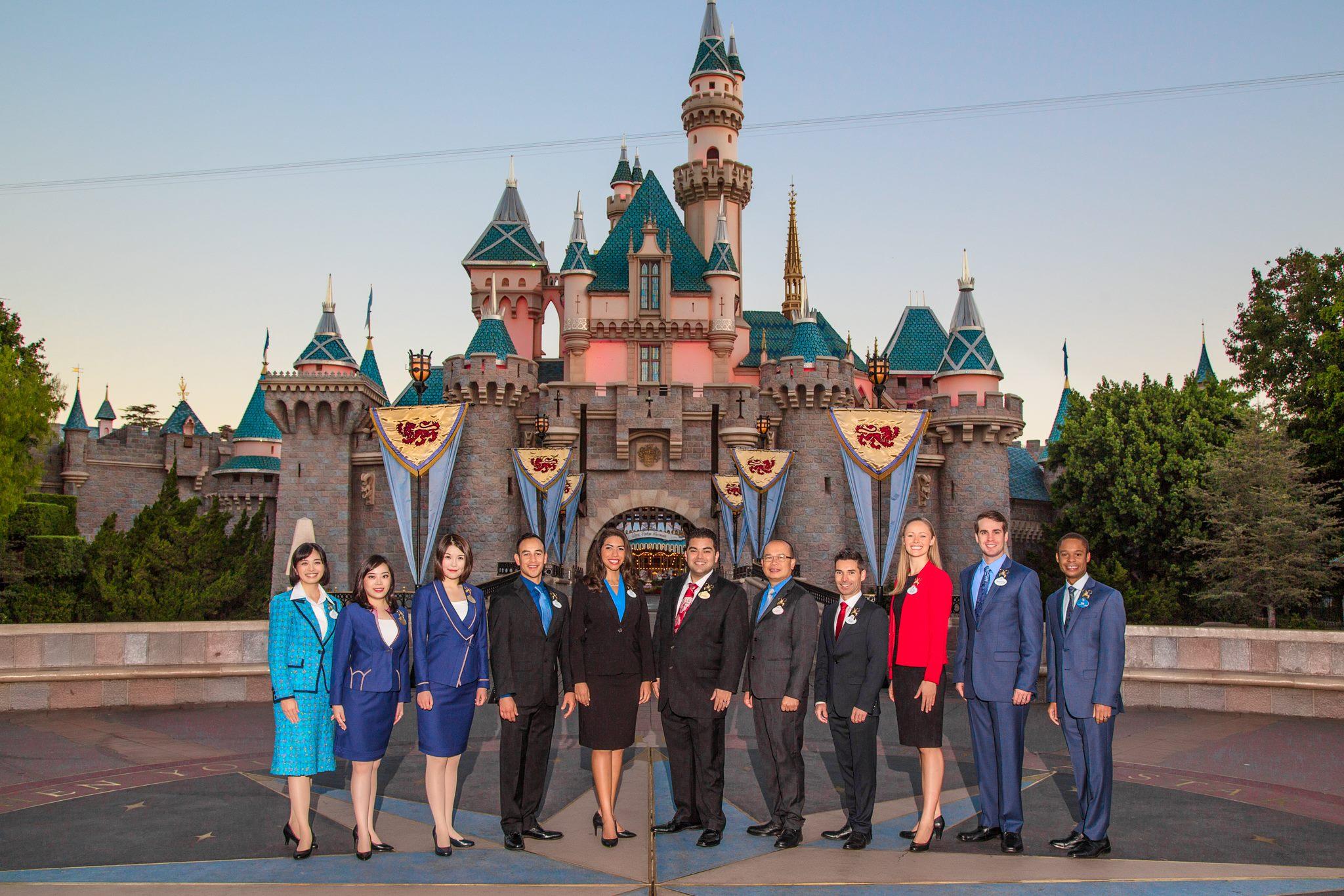 Les ambassadeurs des resorts Disney