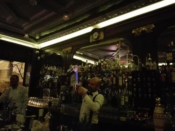 Blazer Cocktail par Stanislas Jouenne, au Gallopin