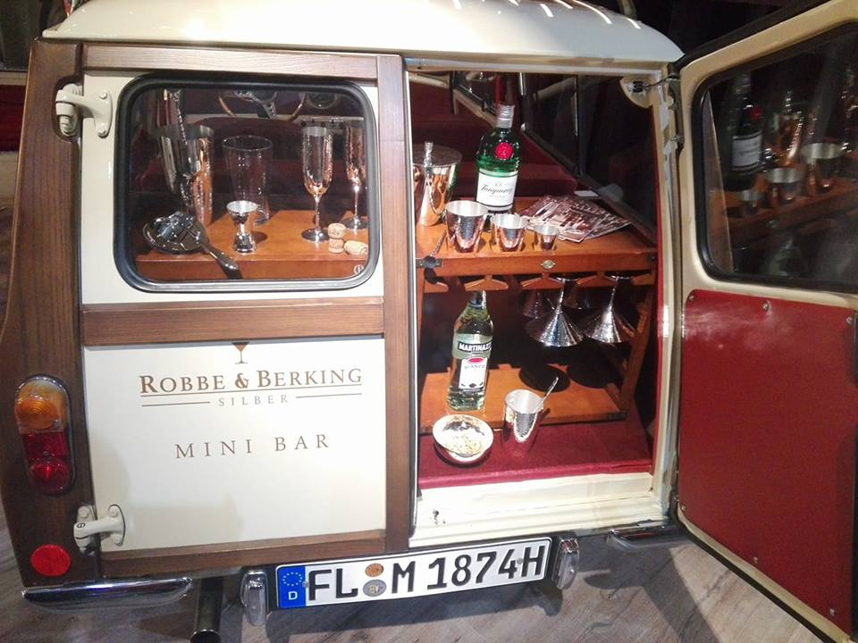 Robbe & Berking - Mini-bar