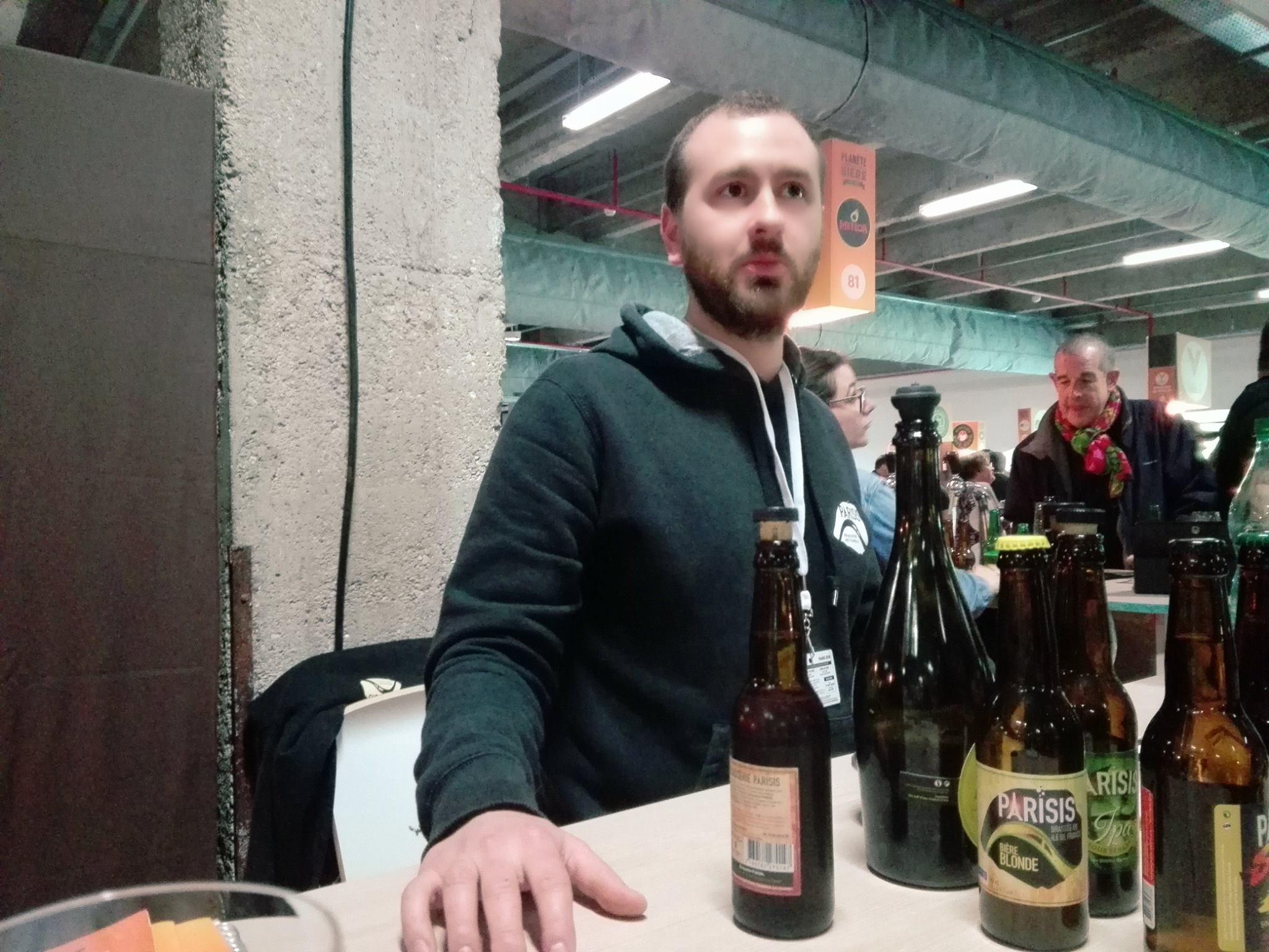 Jonathan Abergel (Parisis) - Planète Bière 2018