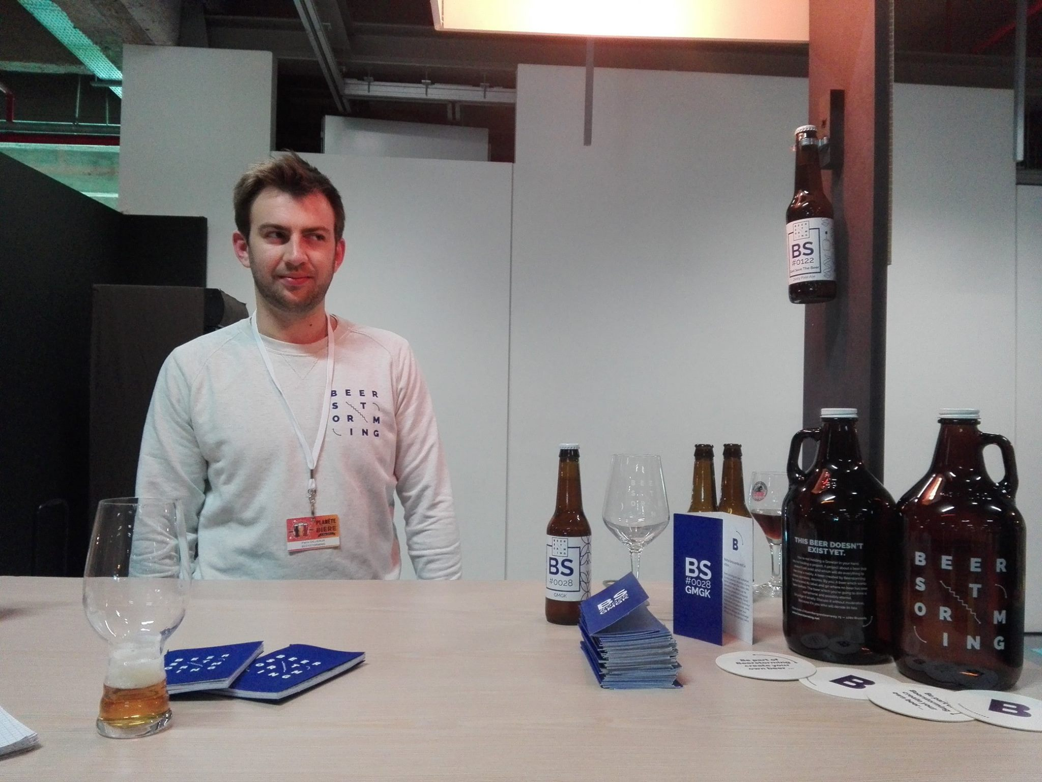 Brasserie Beerstorming - Planète Bière 2018
