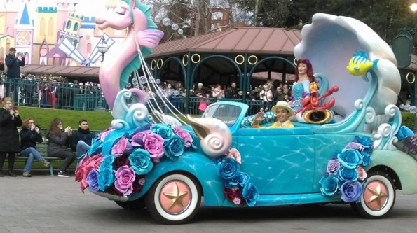 Pirates et princesses - Disneyland Paris