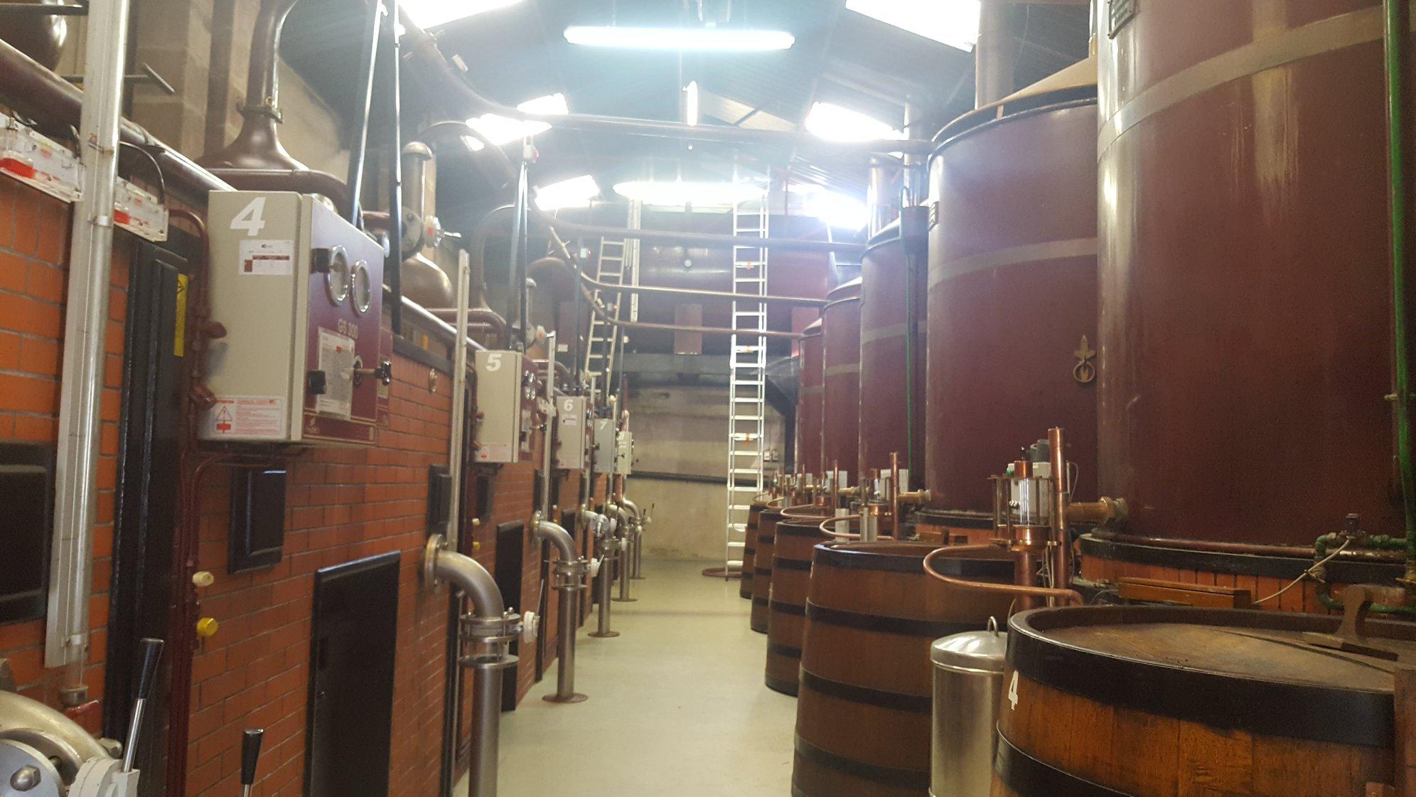 Distillerie Le logis d'Angeac - Angeac-Charente
