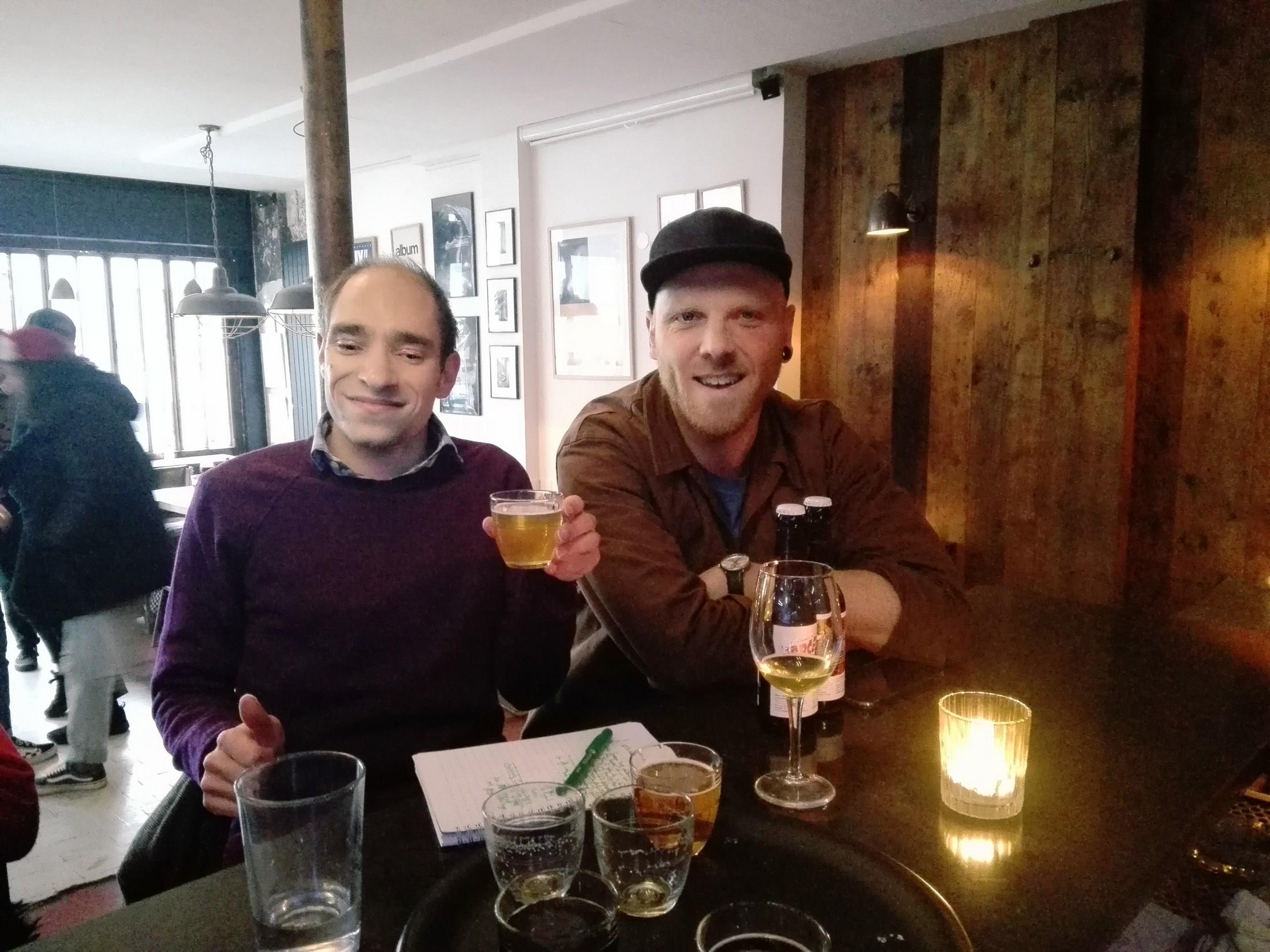 Tasting bières Outland