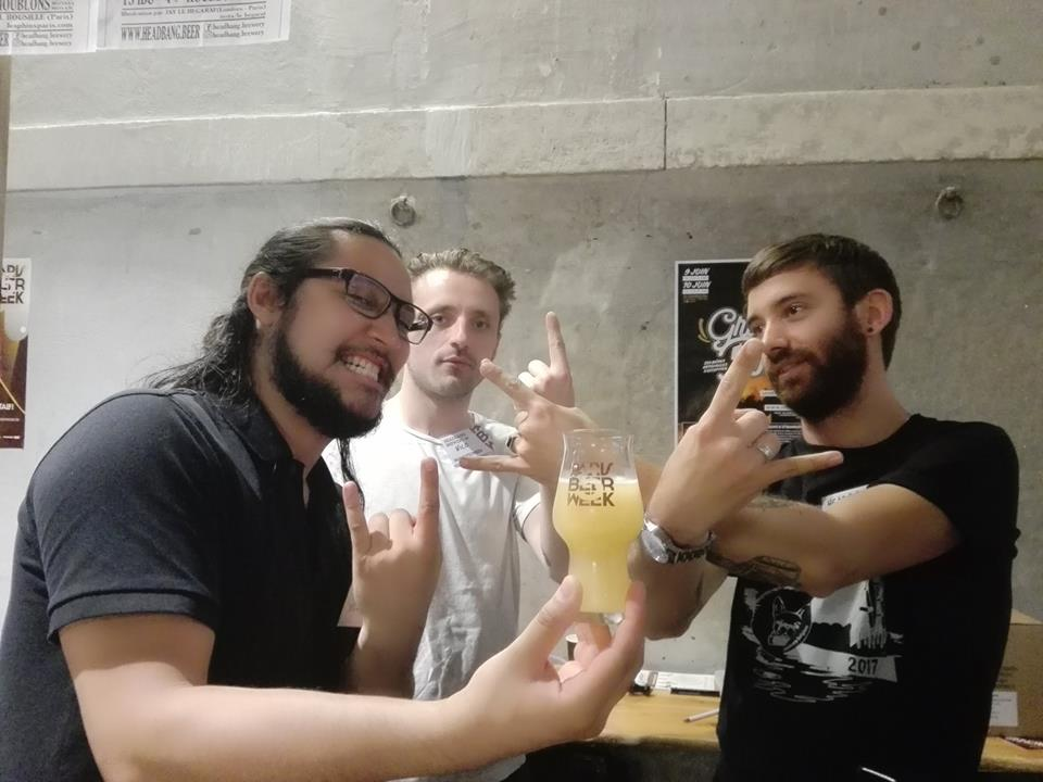 Headbang - Brasserie - Paris Beer Week 2018