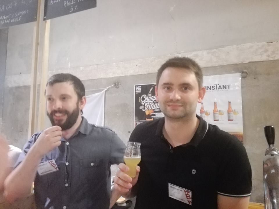 Brasserie L'Instant - Paris Beer Week 2018