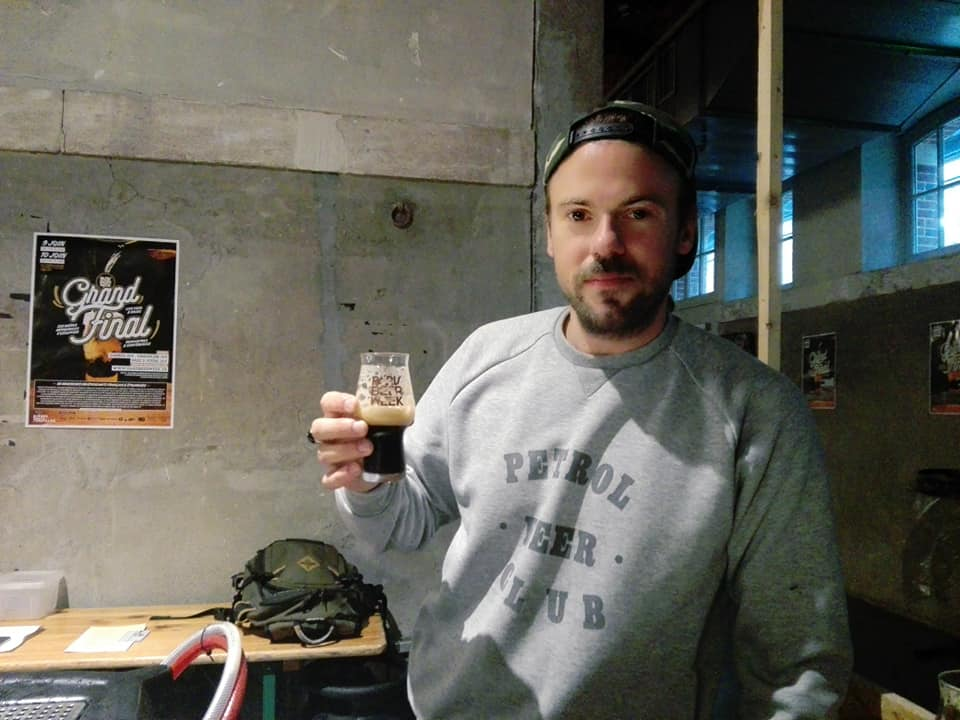 Jack - Petrol Brewing Co - Paris Beer Week 2018