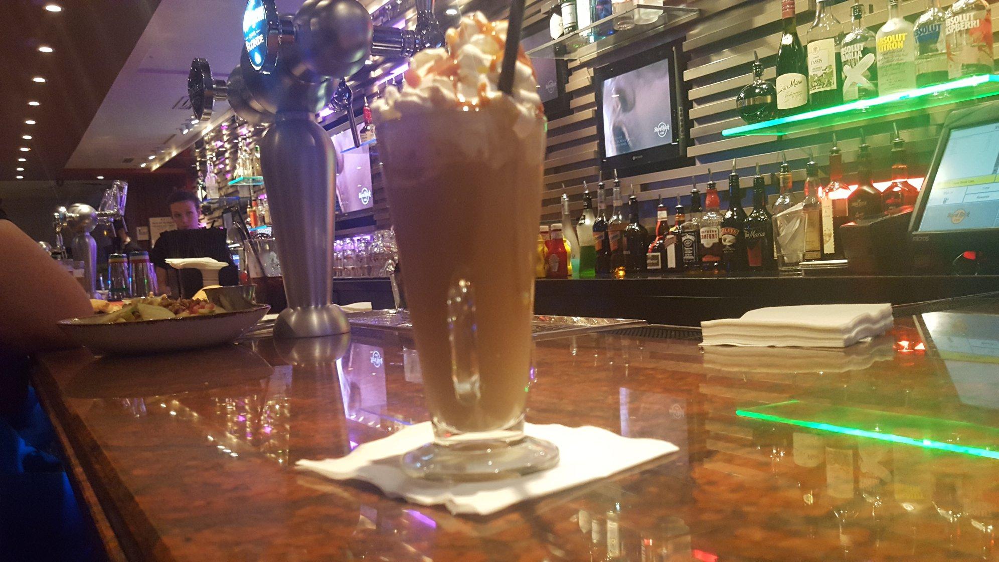Café spécial Iced Caramel