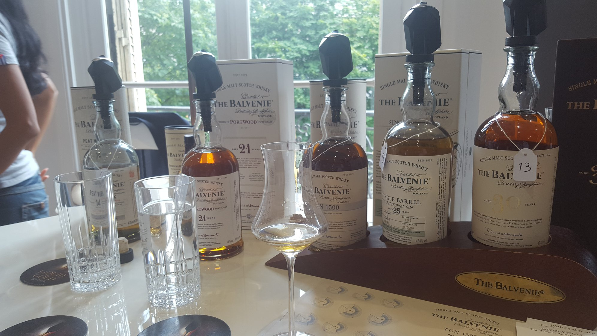 The Balvenie - Peat Week - Liquid Gold
