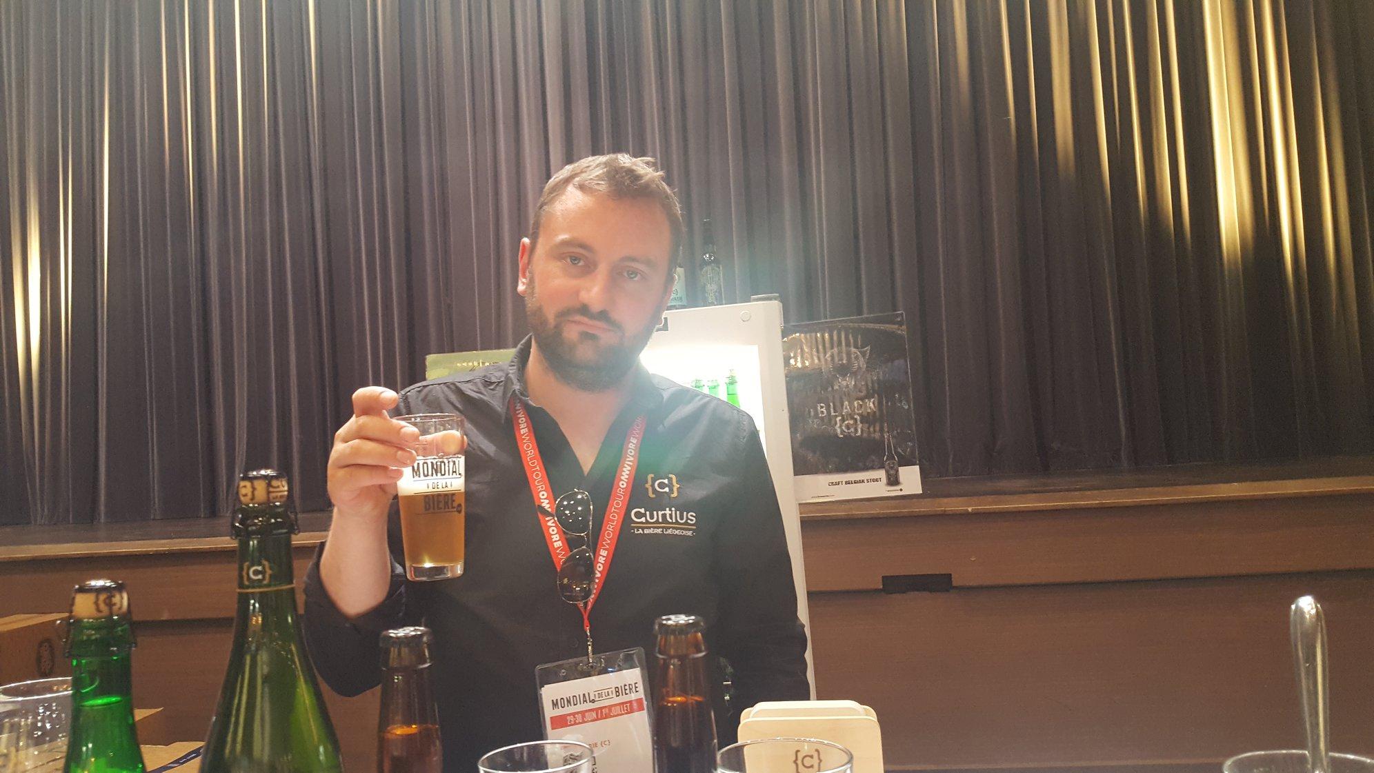 Curtius - Mondial de la bière 2018