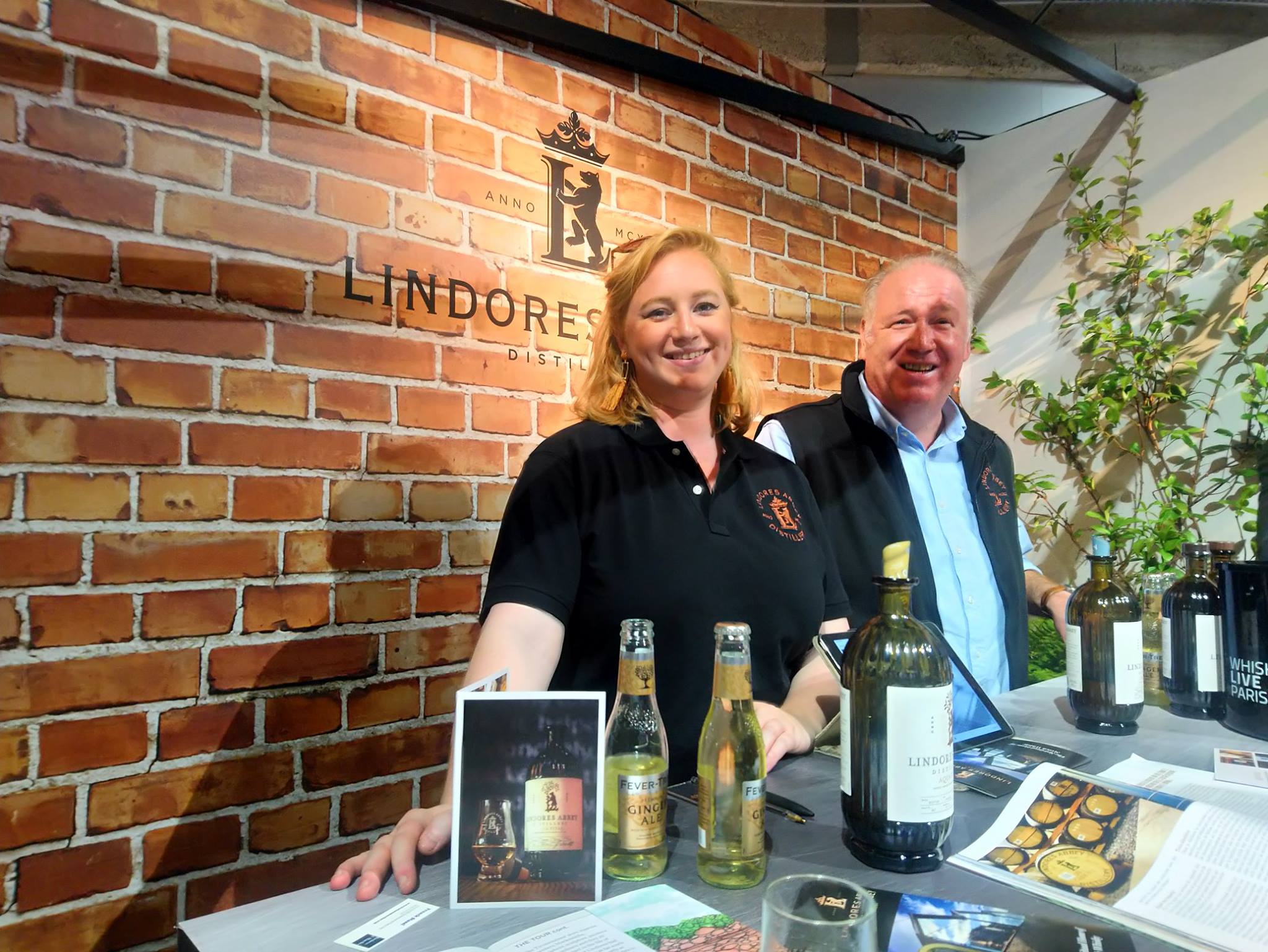 Lindores Abbey - Whisky live 2018