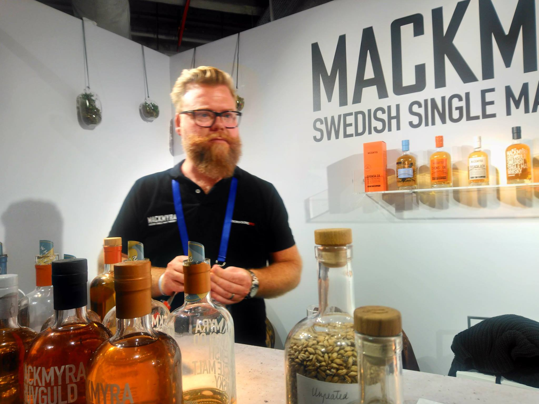 Mackmyra - Whisky Live 2018