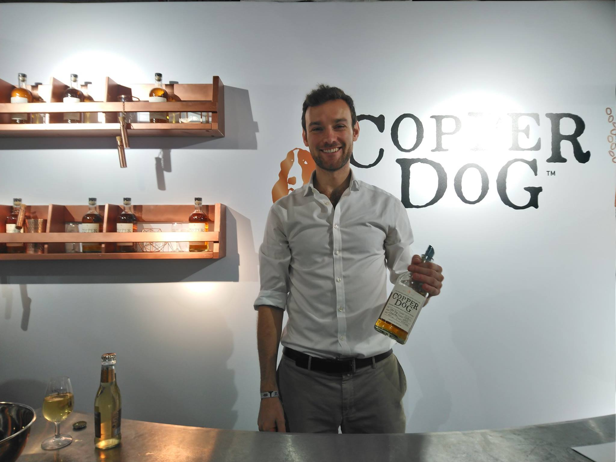 Copper Dog - Whisky Live 2018
