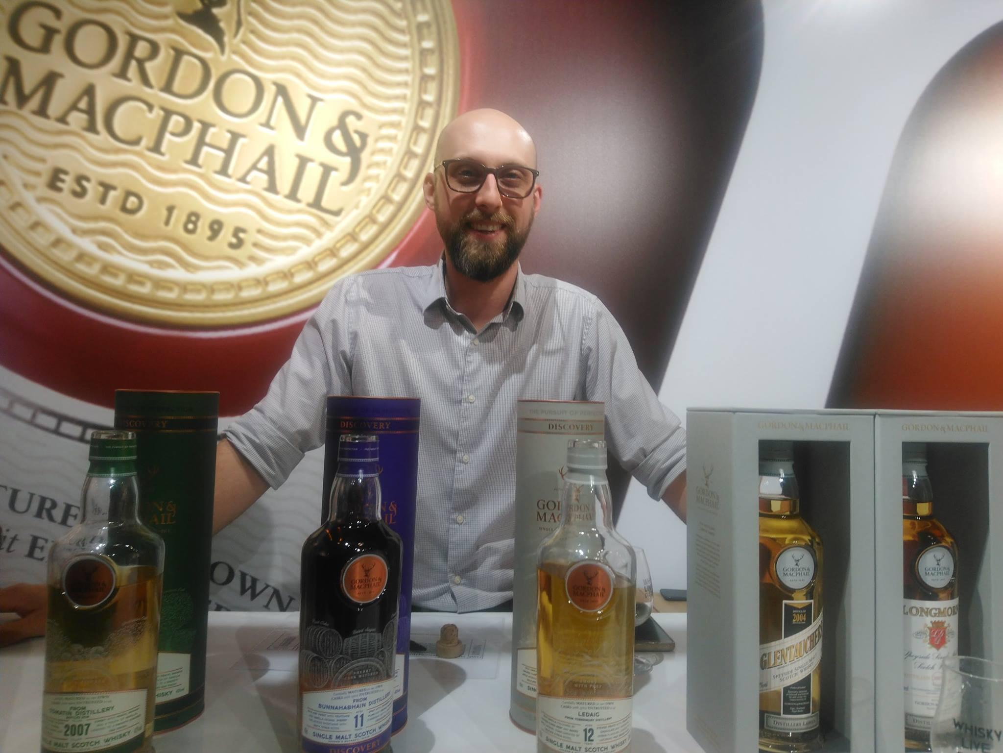 Gordon & MacPhail - Whisky Live 2018