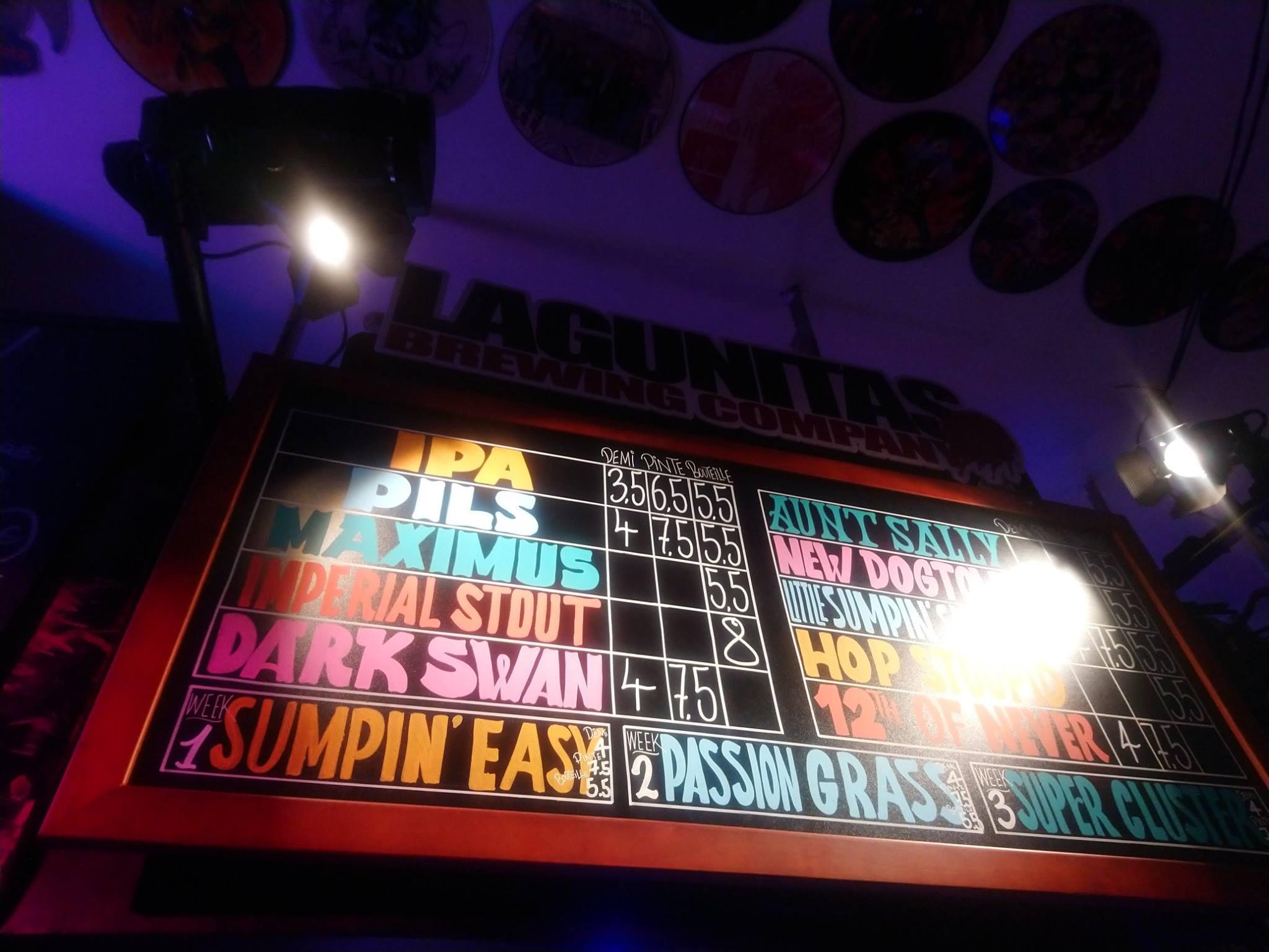 Lagunitas Taproom : Aperol Café Paris