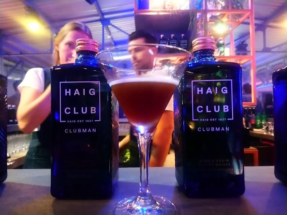 Cocktail Haig Club