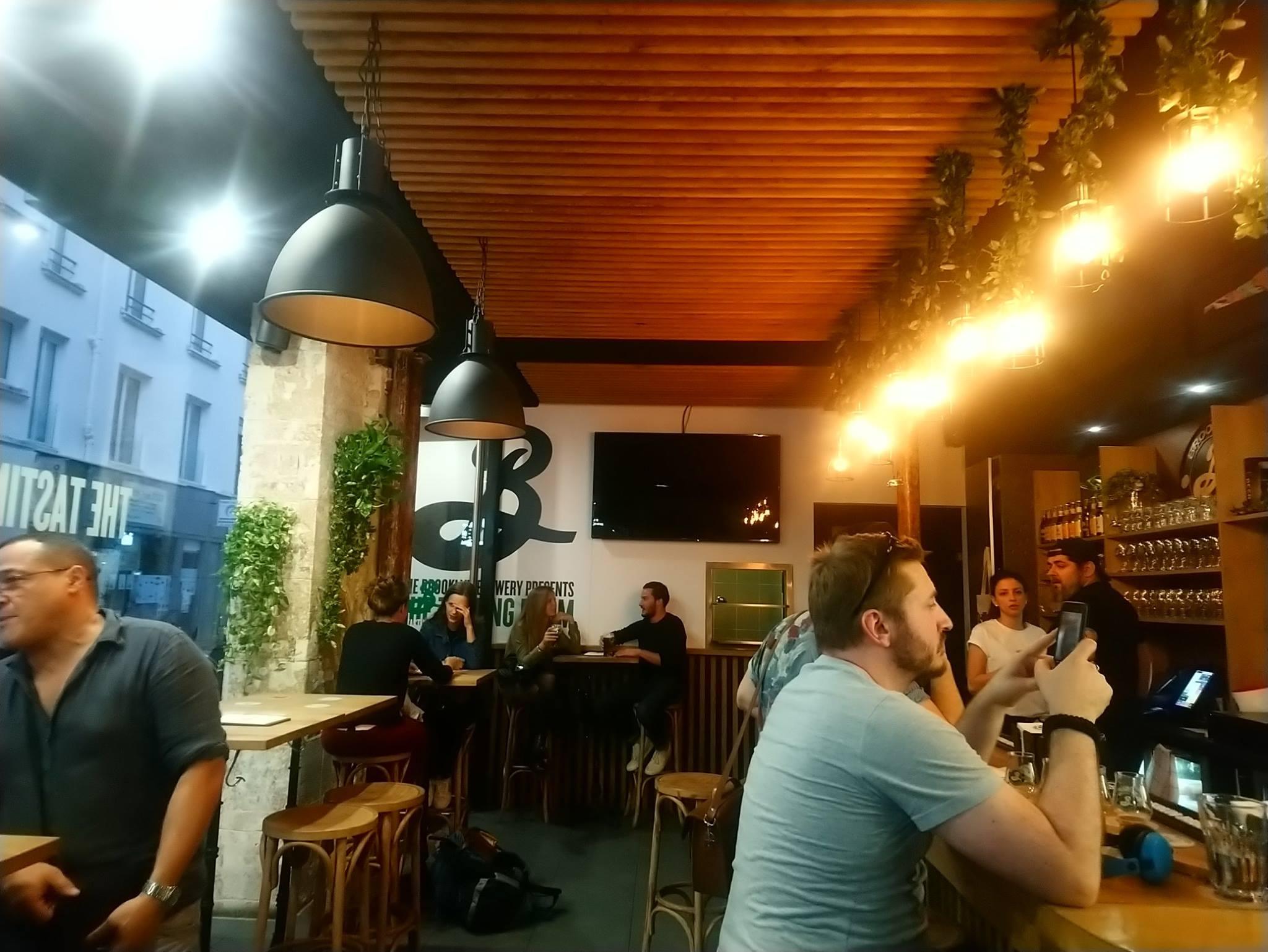 Brooklyn Brewery - Tasting Room Paris