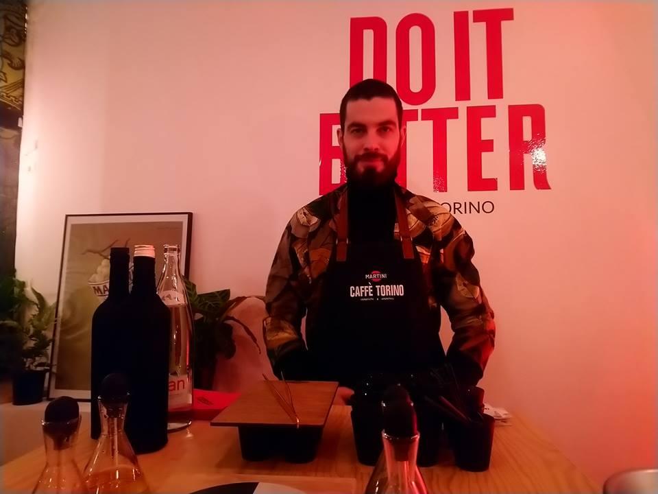 Robin Jude Le Texier - Caffè Torino Paris 2018