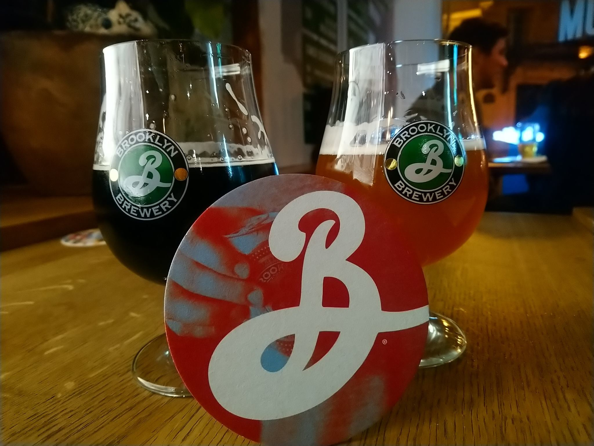 London Gose - Uncle Nelson - Brooklyn Brewery