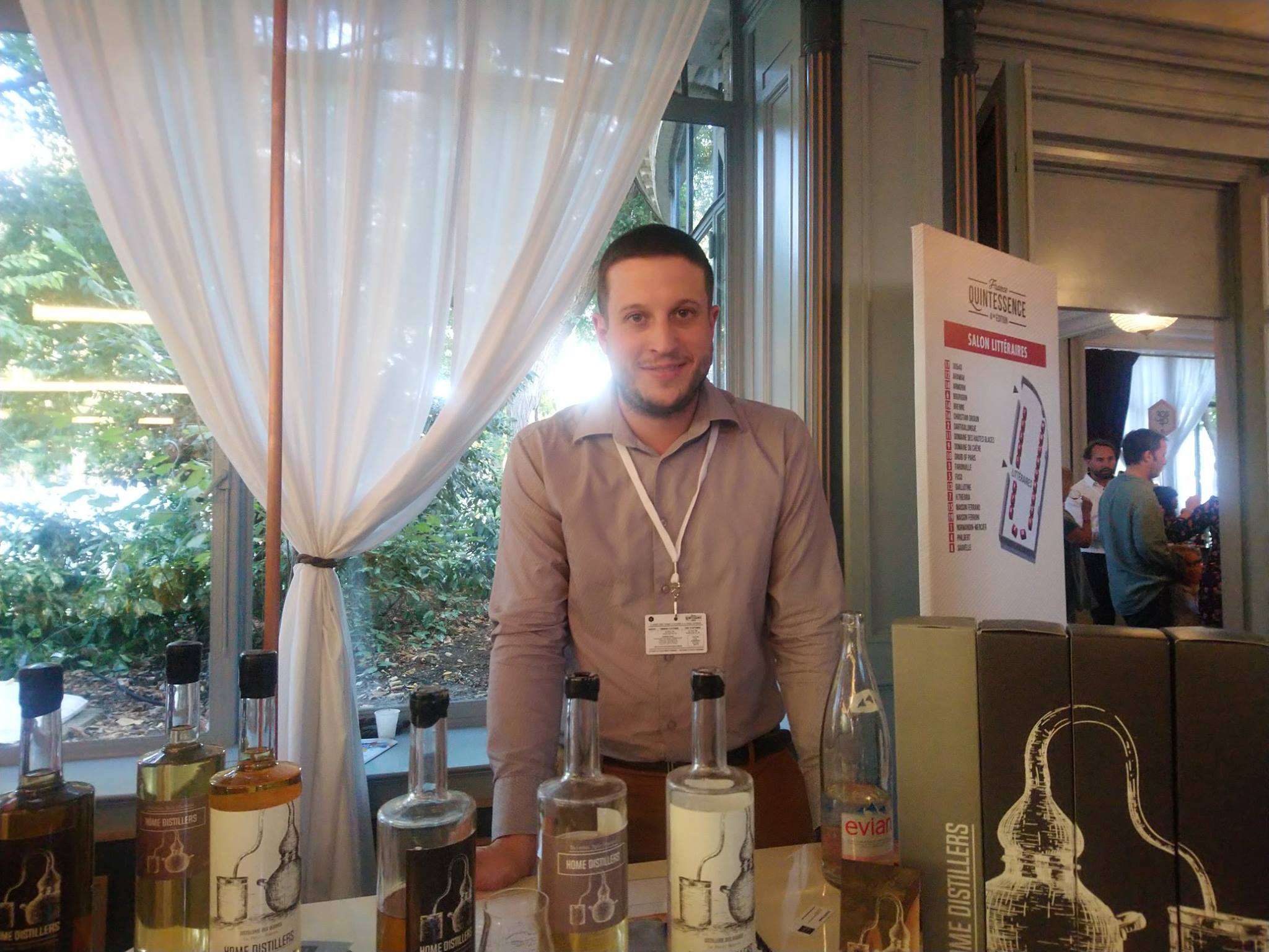 Bérenger Mayoux - Home Distillers