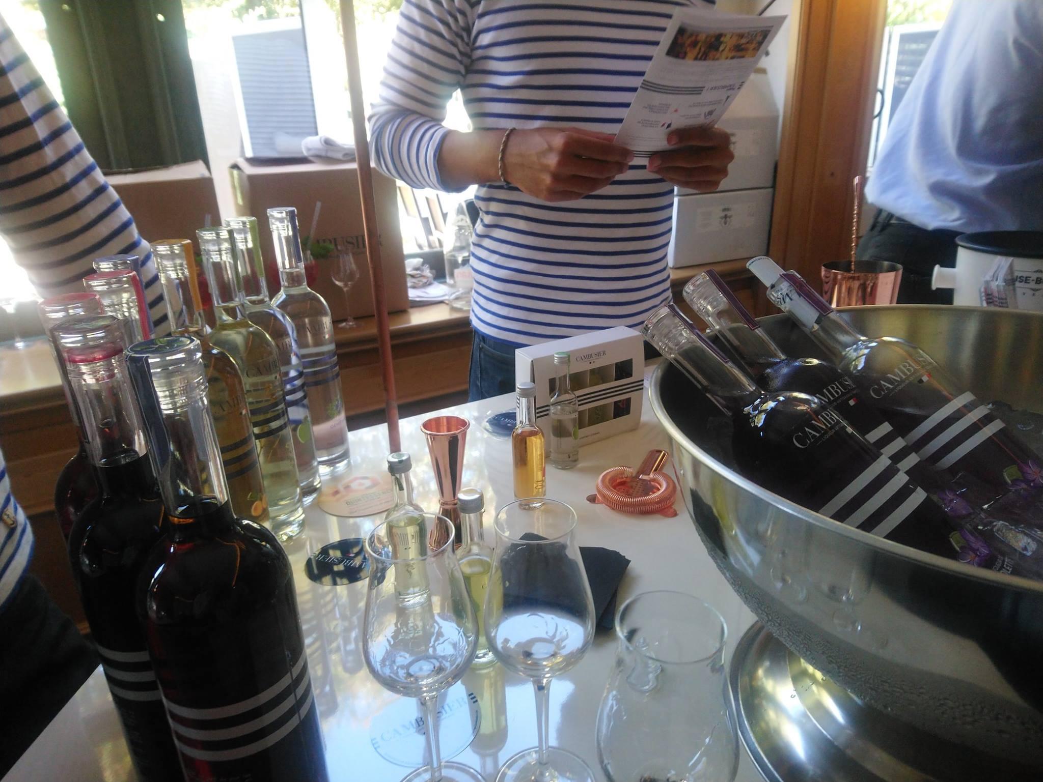 Cambusier - Liqueurs régionales - France Quintessence