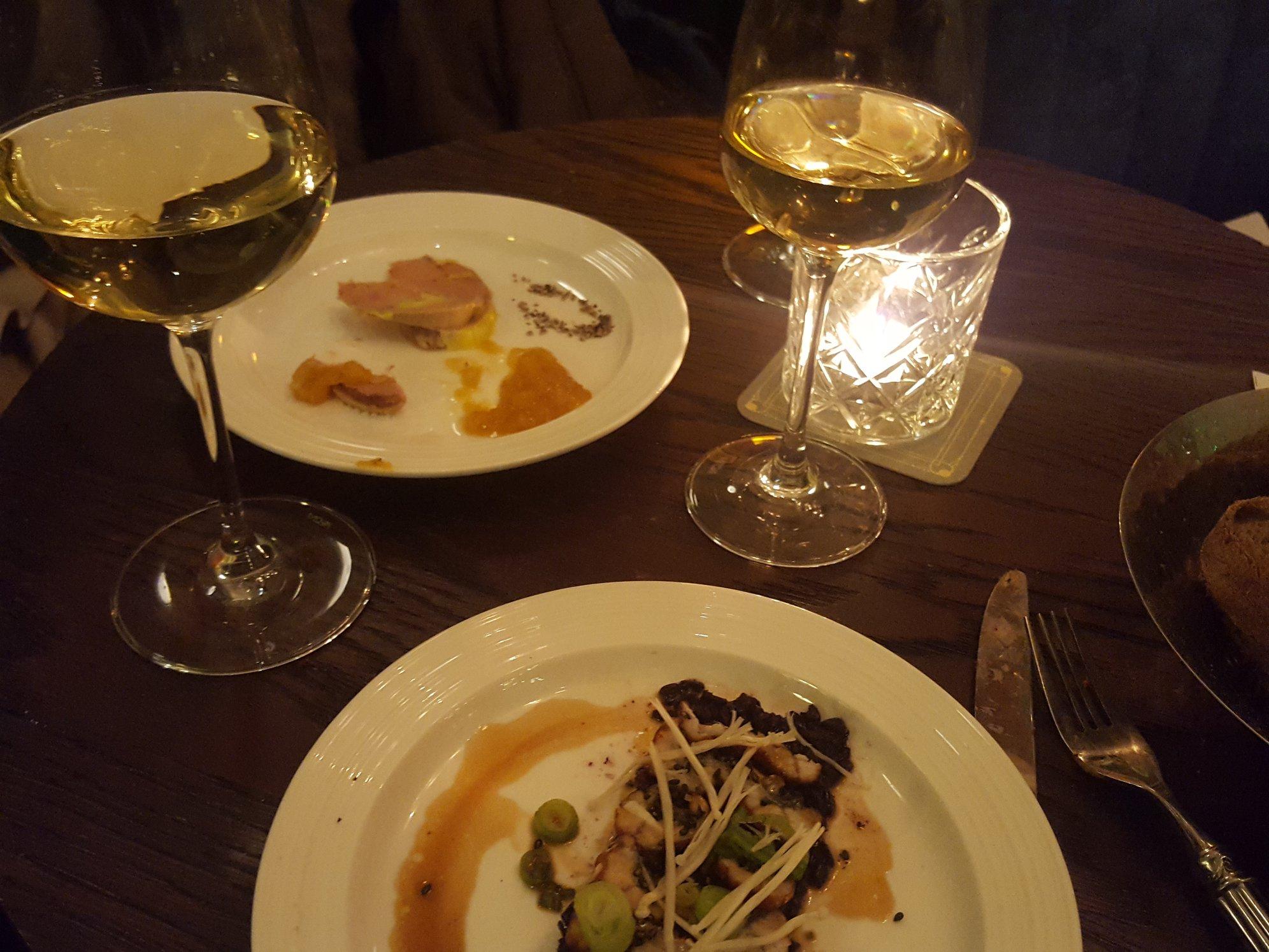 Anguille laquée à la japonaise et son risotto de riz vénéré - Le Bar du Bouillon