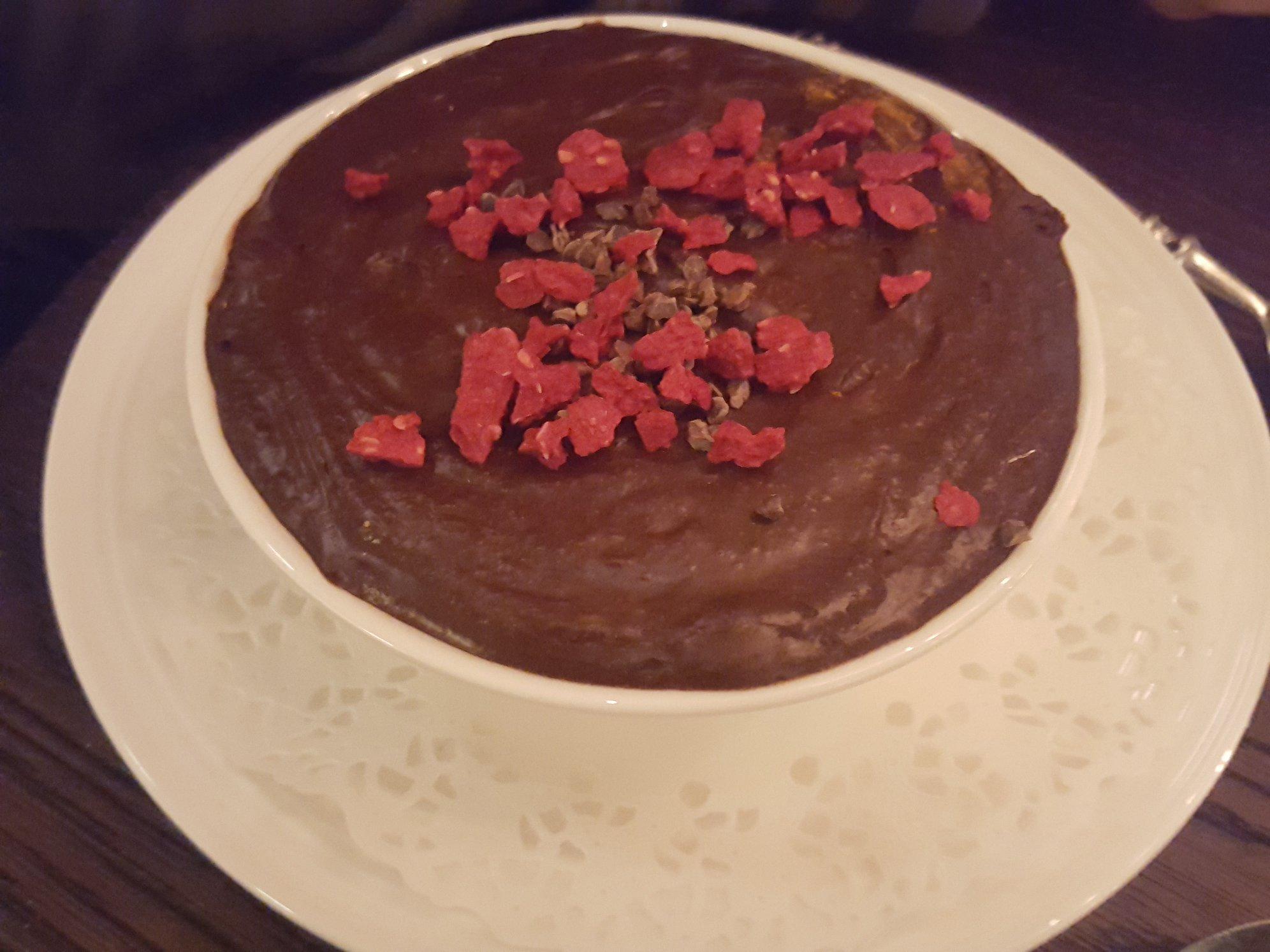 Mousse au chocolat - Le Bar du Bouillon