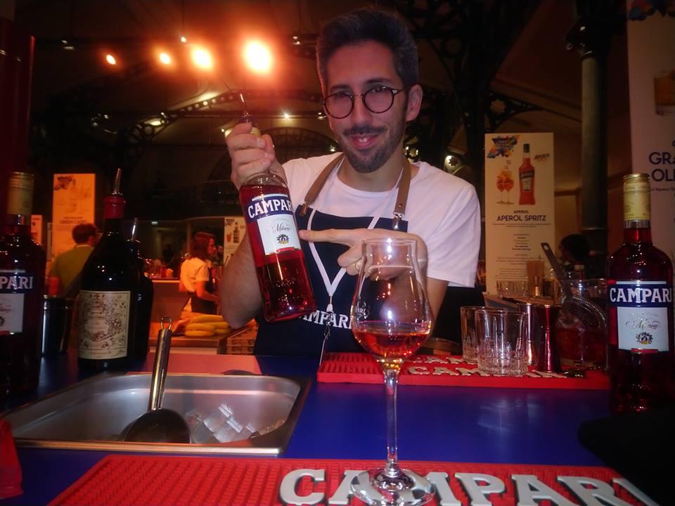 Romain Chassang - Campari - Negroni - RFD
